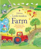Usborne Look Inside A Farm