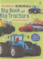 The Usborne Big Book of Big Tractors