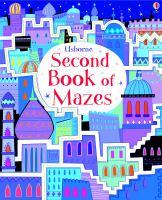 The Usborne Second Big Maze Book