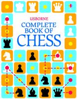 Usborne Complete Book of Chess