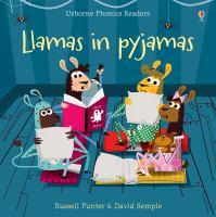 Image: Llamas in Pyjamas
