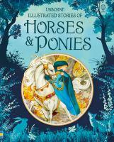 Usborne Illustrated Stories of Horses & Ponies
