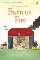 Barn on Fire