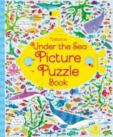 Under the Sea Picture Puzzle Book