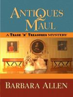 Antiques Maul