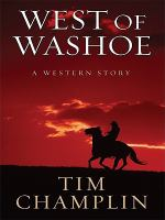 West of Washoe[text (large Print)]