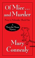 Of Mice-- and Murder