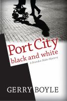 Port City Black and White