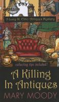 A Killing in Antiques