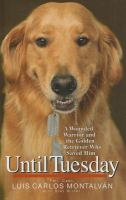 Until Tuesday: A Wounded Warrior and the Golden Retriever