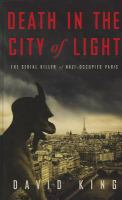 Death in the City of Light [text (large Print)]