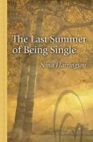 The Last Summer of Being Single