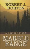 Marble Range