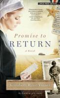 Promise to Return