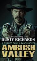 Ambush Valley /cby Dusty Richards