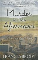 Murder in the Afternoon