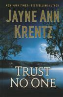 Trust No One by Jayne Krentz book cover