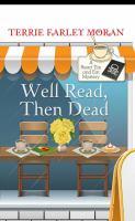 Well Read, Then Dead