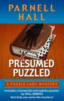 Presumed Puzzled