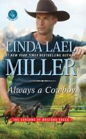 Media Cover for Always a Cowboy [large print].