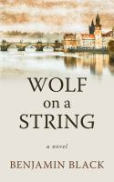 Wolf on A String [large Print]