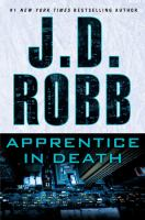 Media Cover for Apprentice in Death [large print].