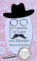 A Lesson in Love & Murder
