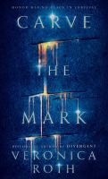 Carve The Mark (Large Print)