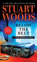 Media Cover for Below the Belt [large print].