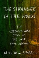 The Stranger In The Woods (Large Print)