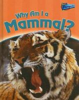 Why Am I A Mammal?