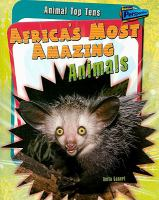 Africa's Most Amazing Animals