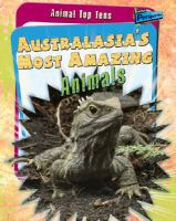 Australasia's Most Amazing Animals