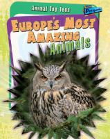 Europe's Most Amazing Animals