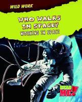 Who Walks in Space?
