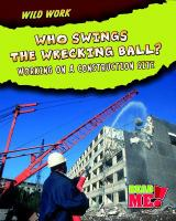 Who Swings the Wrecking Ball?