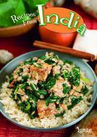 Recipes From India