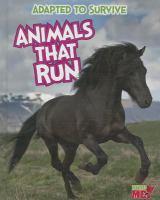 Animals That Run