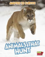 Animals That Hunt