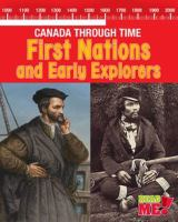 First Nations and Early Explorers
