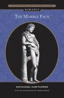 Marble Faun (Barnes & Noble Library of Essential Reading)