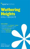 Wuthering Heights SparkNotes Literature Guide