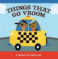 Things That Go Vroom