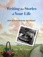Writing the Stories of your Life