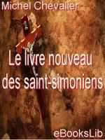 Le livre nouveau des saint-simoniens