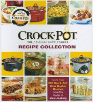 Crock-pot the Original Slow Cooker