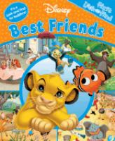 First Look and Find Disney Best Friends