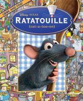 Look and Find Disney Pixar Ratatouille (rat-a-too-ee)