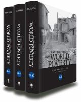 Encyclopedia of World Poverty