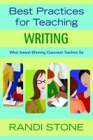 Best Practices For Teaching Writing